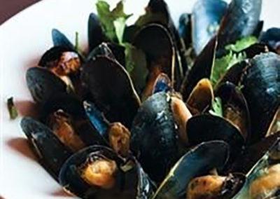 Drun Mussels